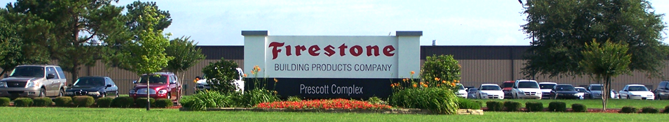 Firestone-sign
